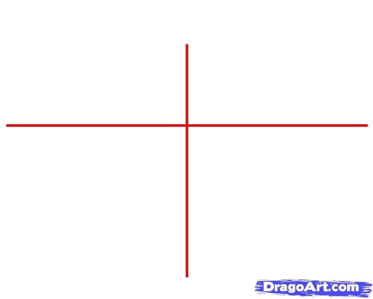How to draw the Flag of the USSR with a pencil step by step 2