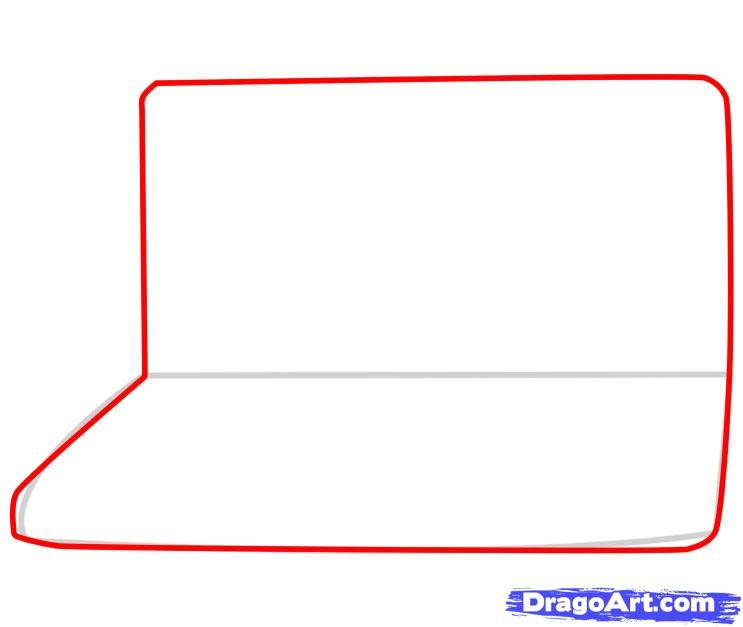 How to draw maps and cubes a pencil step by step 3