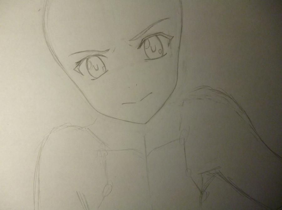 How to draw with Tsubomi Kido's pencil from an anime the Illusive project 3