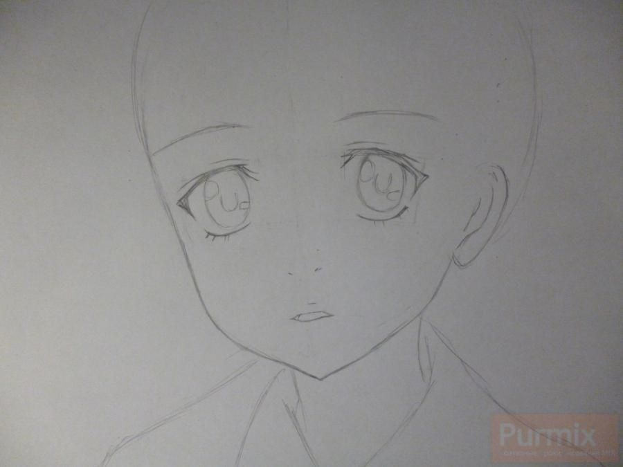 How to draw Shintaro Kisaragi from an anime the Illusive project 3
