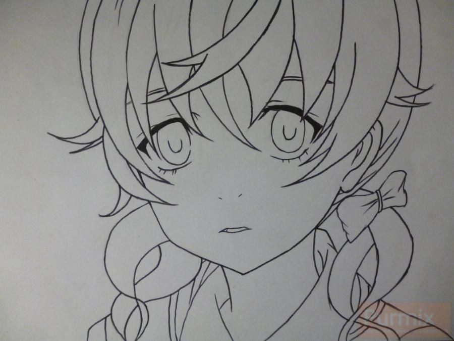 How to draw Shintaro Kisaragi from an anime the Illusive project 5