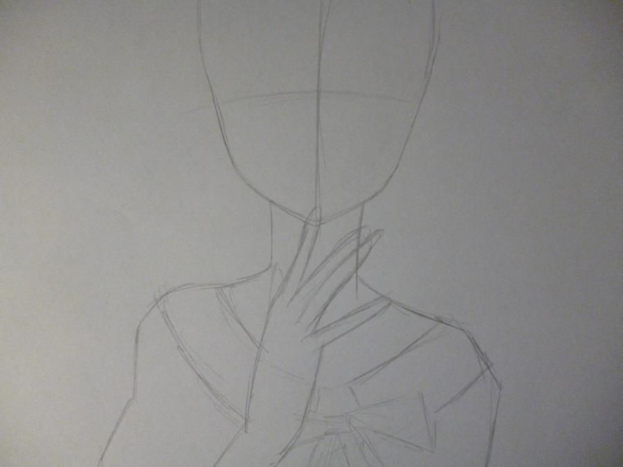 How to draw Chitoga Kirisaki from an anime Feigned love 2