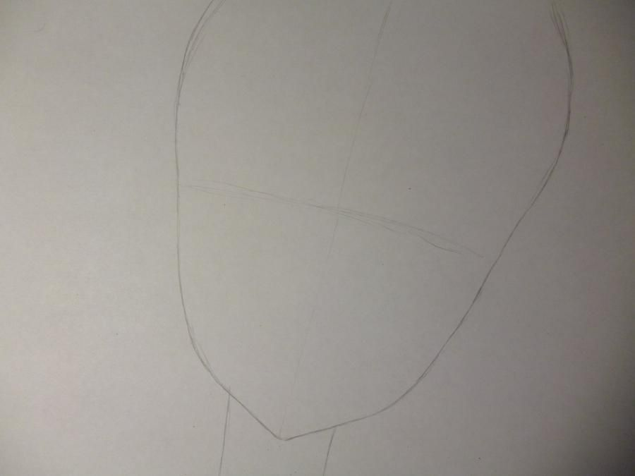 How to draw Mami Tomoe from an anime the Magician Madoka Magika 2