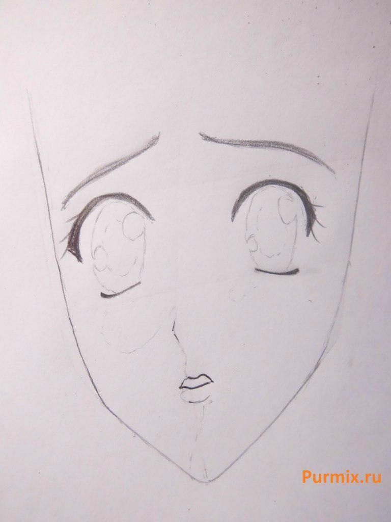How to draw Megumi Yamamoto from an anime of S  3