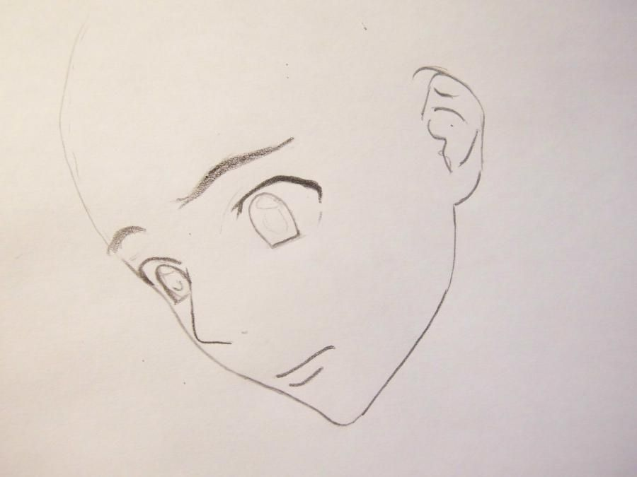 How to draw Kotoko Aikhar's portrait from an anime the Naughty kiss 2