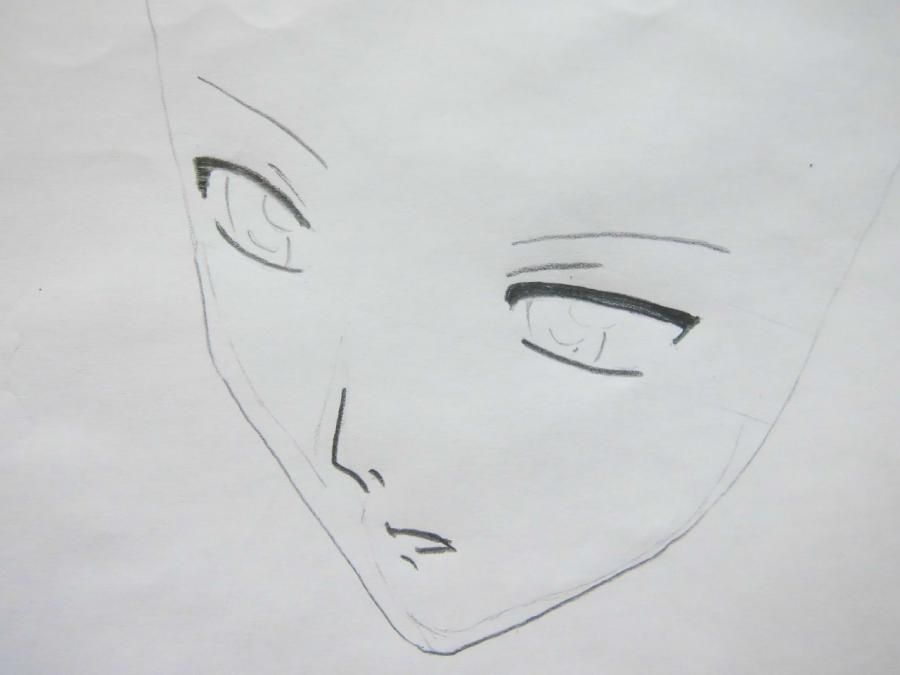 How to draw Takumi Usui from the President of student council - the maid! pencil 3