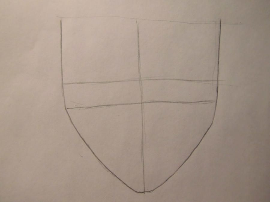How to draw to Ur Isida from an anime Blich step by step 2