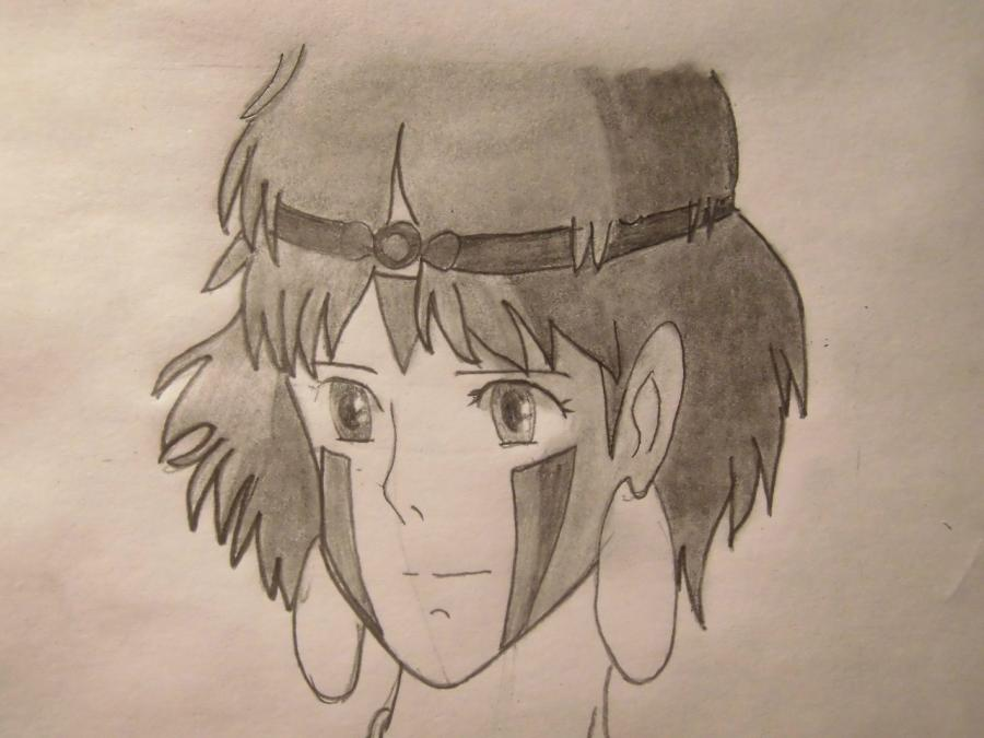 How to draw Orikhim Inoue from Blich with a pencil step by step 8