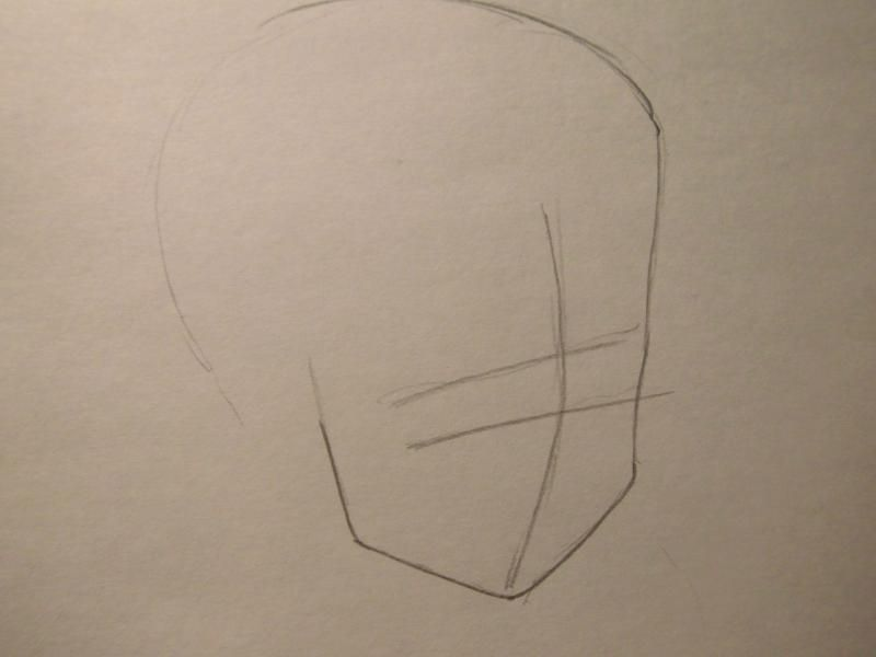 How to draw Mika Hatsune sitting a pencil 2