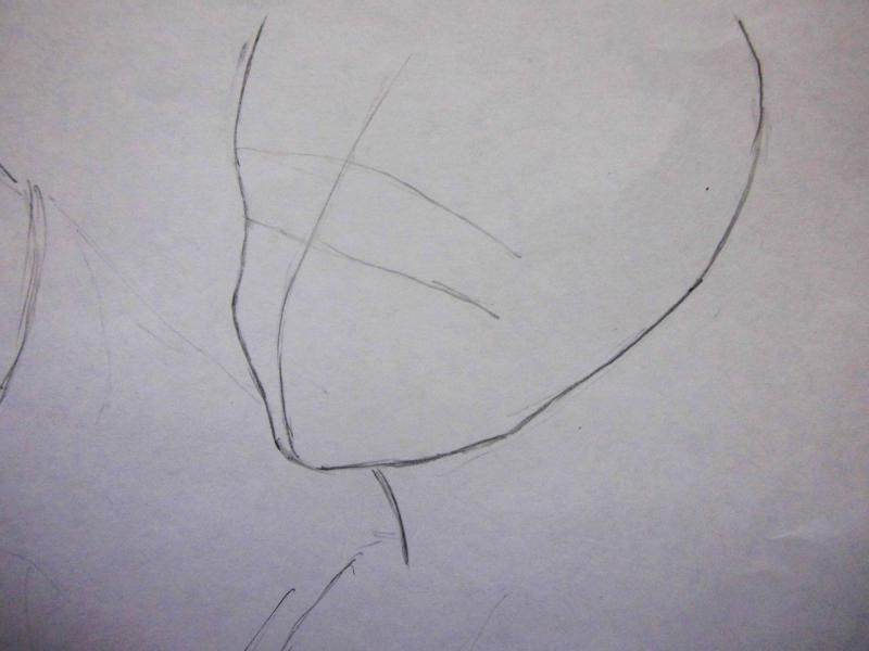 How to draw the person Grel Sutcliffe from the Dark butler with a pencil 2
