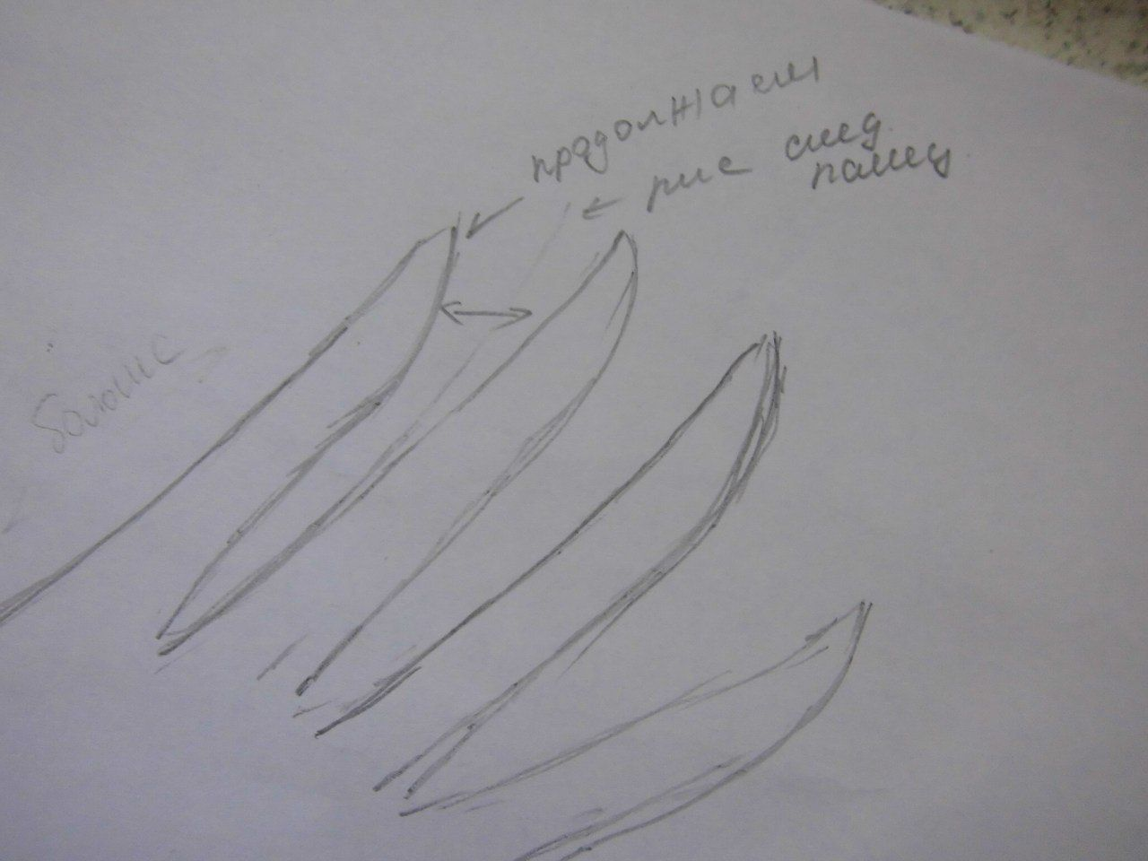 How to draw Yuzuru Otonashi from Angel Beats with a pencil step by step 6
