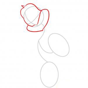 How to draw Bart Simpson step by step 3