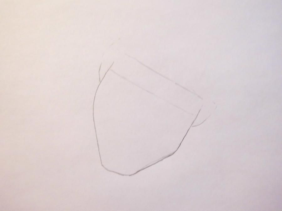 How to draw the prince Hans from Cold heart with a pencil 2