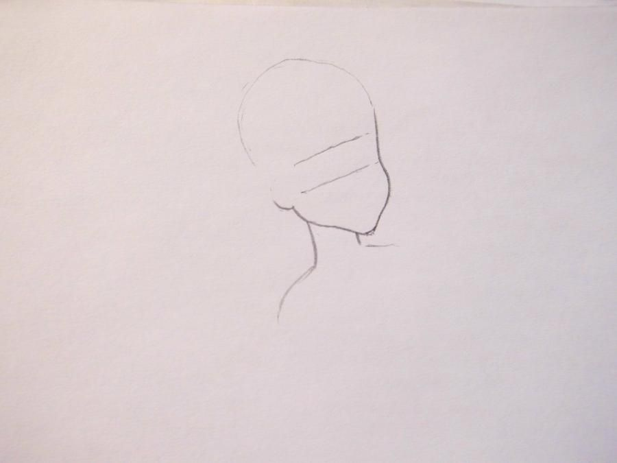 How to draw Christoff Byorgman from Cold heart 2