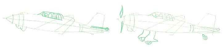 How to draw the car on paper a pencil 3