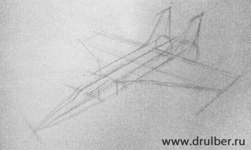 How to draw BRDM-2 with a pencil step by step 2