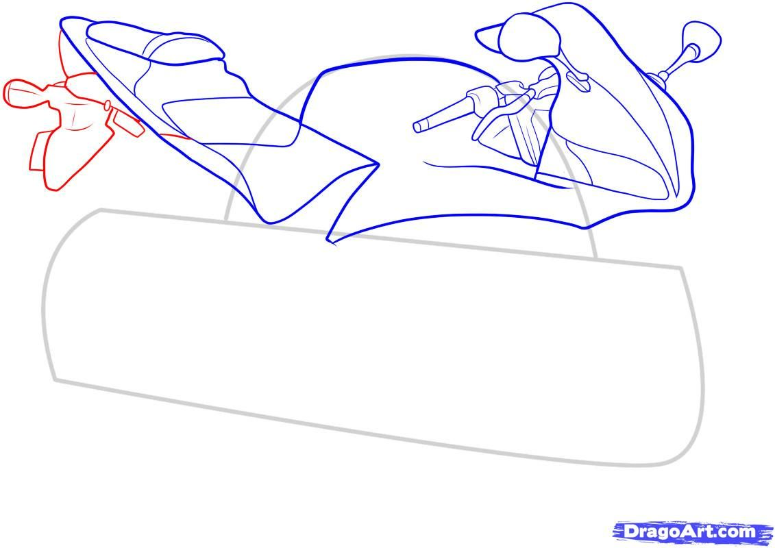 How to draw the car Cadillac (Cadillac ELR 2013) step by step 8